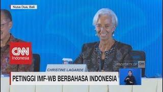 Petinggi IMF-World Bank Berbahasa Indonesia