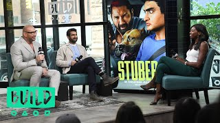 "Kumail Nanjiani & Dave Bautista On The Action-Comedy, ""Stuber"""