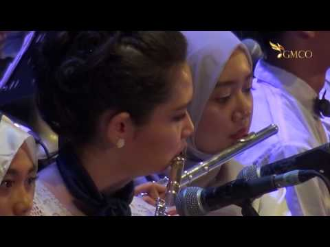 The Pink Panther Theme - Gadjah Mada Chamber Orchestra (GMCO) Grand Concert Vol.6