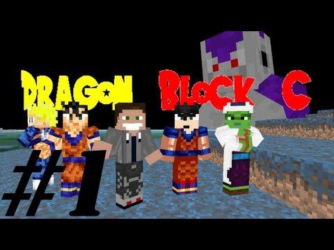 Dragon Block C Lets Play Episode 1: Where's King Yema!?!?!