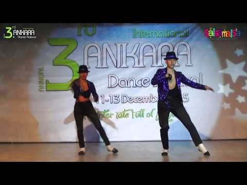 Emek & Büşra Swingin Mambo Dance Performance | AIDC-2015