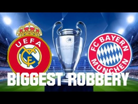 Real Madrid - Bayern München (Agg 6:3) | The Biggest Robbery in the history of Football? thumbnail