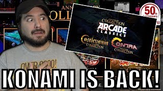 Castlevania and Contra CONFIRMED For Nintendo Switch!