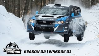 Launch Control: A new season starts at Sno*Drift Rally - Episode 2.1