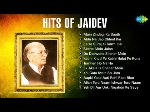 Best Of Jaidev Songs   Best Bollywood Old Songs   Jaidev Music Director   All Songs