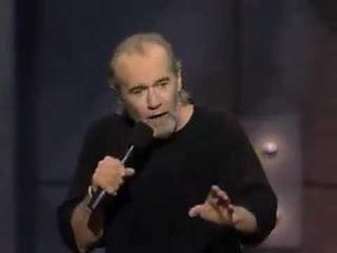 George Carlin - Pissing off the Feminists