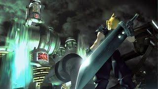 (PS1 Classic ) FF7   Disc 3 Final Boss  (PS3)