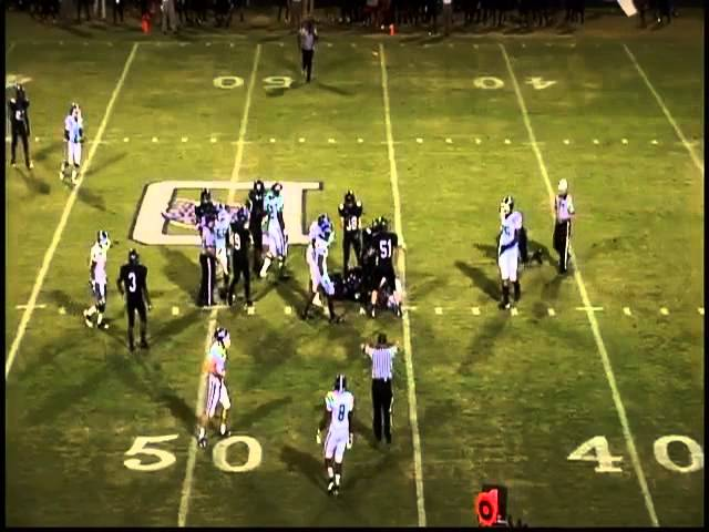 Orlando Brown Jr. Junior Highlights