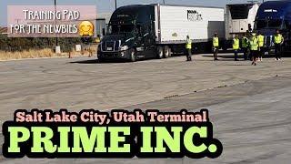 PRIME INC. SALT LAKE CITY, UTAH TERMINAL TOUR