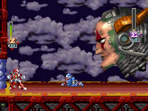 MegaMan X5 Gameplay Part 1