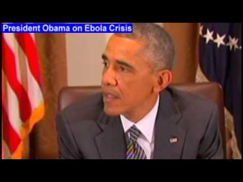 President Obama's news conference on the Ebola crisis