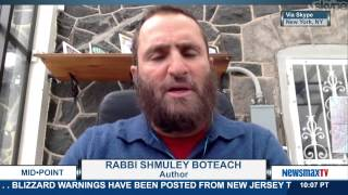 MidPoint | Rabbi Shmuley Boteach discusses Benjamin Netanyau