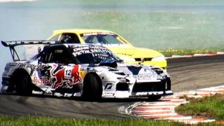 D1NZ Drifting Championship Series - Round 1 Highlights - Manfield Raceway 2011