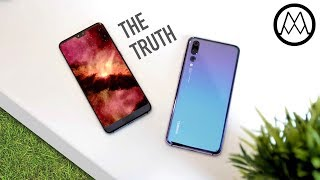 The Truth about Huawei P20 Pro - REAL Review