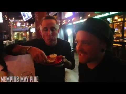 Memphis May Fire- Ycmmf Tour Update #4 video