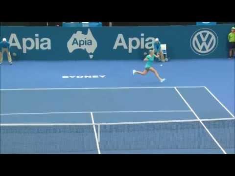 Petra Kvitova 2015 Apia International Sydney Hot Shot