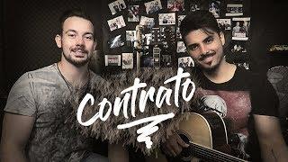 Contrato - Jorge e Mateus (cover) Rodrigo e Geron