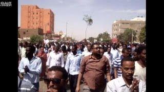 Soudan: des milliers de manifestants contre le président Béchir