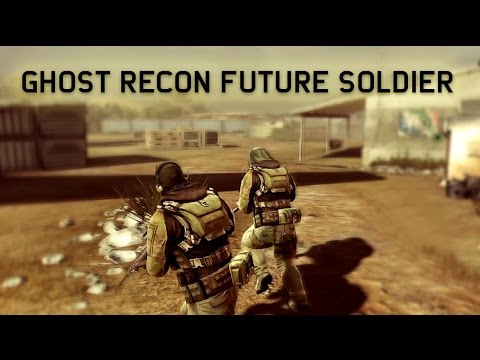 Ghost Recon Future Soldier Feat D.Holic 디홀릭 Areia Teaser
