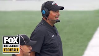 FAU at Ohio State Coach Cam: Ryan Day | FOX COLLEGE FOOTBALL