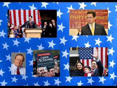 • Chris McDaniel on Thad Cochran's seventh U.S. Senate bid • 12/9/13 •