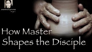 How Master Shapes the Disciple
