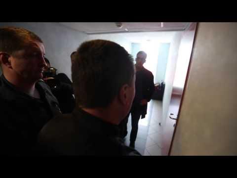Prokuroras prašo suimti prie Prezidentūros siautėjusį vyrą