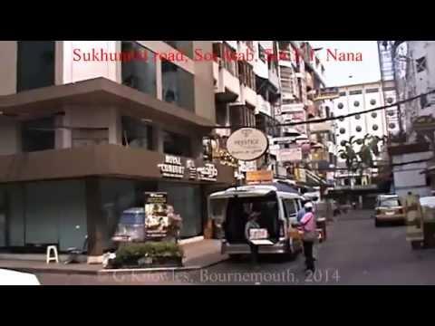 Sukhumvit road, Soi Arab, Soi 3, Soi 3 / 1, Nana, Bangkok, Thailand  ( 5 )