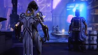 WARFRAME: Fortuna Reveal & Gameplay Demo (w/Audience's Reaction) | TennoCon 2018