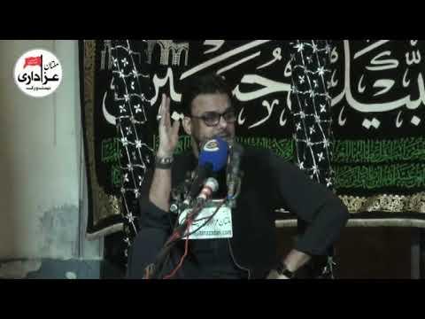 Allama Dr Majid Raza Abdi | Majlis Shab e Ashoor | 9 Muharram 1439 - 2017 |
