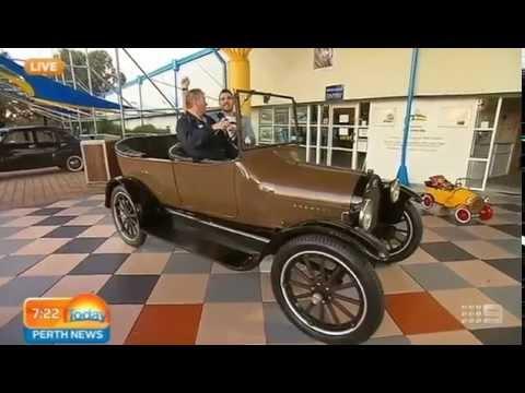 Whiteman Park - Motor Museum   Today Perth News