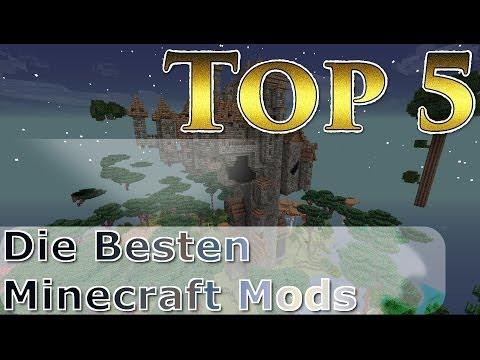 Top 5 - Die Besten Minecraft Mods
