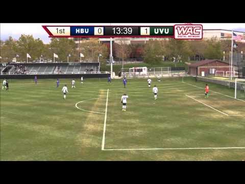 NCAA Soccer: Houston Baptist at Utah Valley University