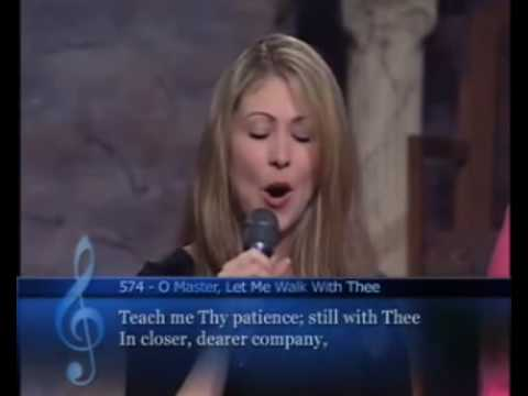 Amy Grant - O Master, Let Me Walk With Thee