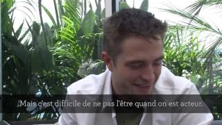 Robert Pattinson with Le Observateur Fance part 1