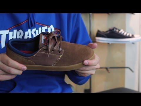 Emerica Figueroa Skate Shoes Review - Tactics.com