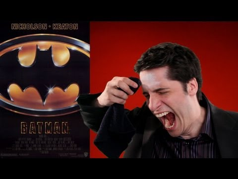 Batman (1989) movie review