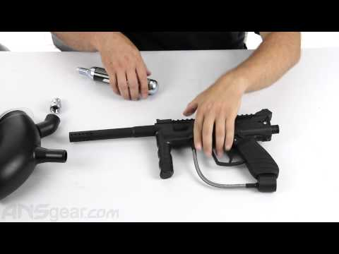 JT Outkast Ready To Play Paintball Gun Kit - Review