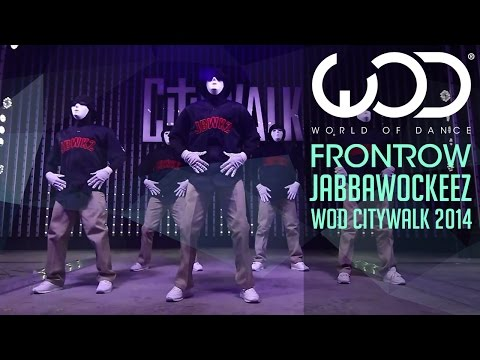 Jabbawockeez | World Of Dance Live | Frontrow | Citywalk 2014 #wodlive '14 video