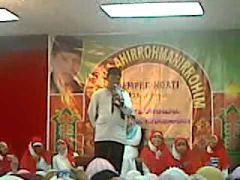 Halal Bihalal Bersama Kh.makruf Islamudin Part6. video