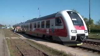 ZSSK 861.007 - Os 5107 (Leopoldov - Nitra) - Hlohovec