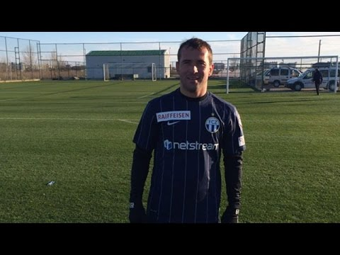 Дебютный гол Кержакова за Цюрих / Kerzhakov ( Fc Zurich ) first goal