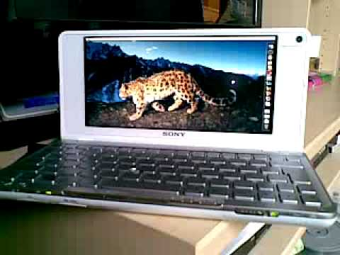 Vaio P11Z DualBoot Snow Leopard & Windows 7
