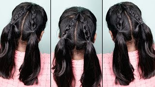 Easy and Beautiful Hairstyles for Girls | Hair style girl | Hairstyles for girls | Hairstyle