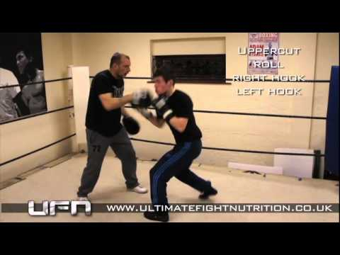 Pad work for Boxing and MMA Image 1