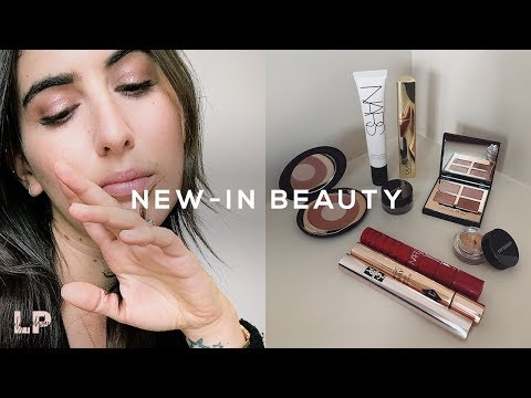 NEW-IN BEAUTY TRY-ON | Lily Pebbles
