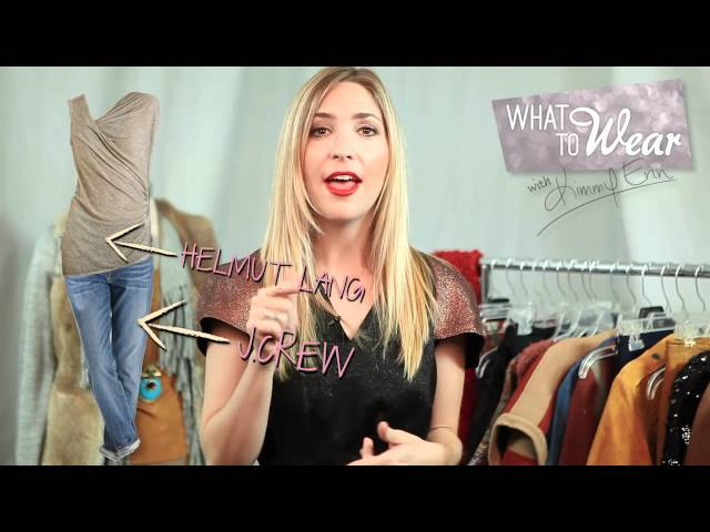 Oxfords &amp; Moccasins for Thanksgiving!: WHAT TO WEAR with Kimmy Erin