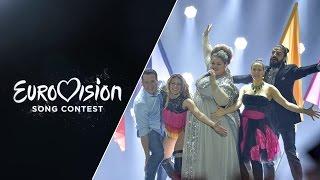 Bojana Stamenov - Beauty Never Lies (Serbia) - LIVE at Eurovision 2015: Semi-Final 1