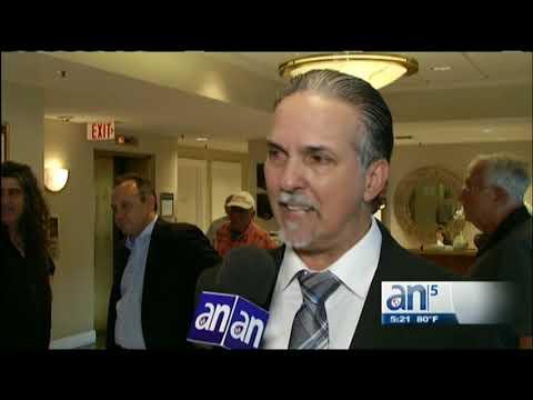 Exiliados en Miami despiden a Luis Posada Carriles - América TeVé