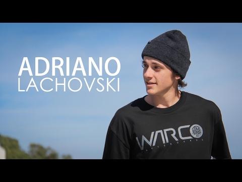 Adriano Lachovski - Lost In Los Angeles #9 - Curitiba Brazil